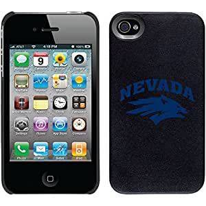Unr Primary Logo design on Black iPhone 5 5s Thinshield Snap-On Case