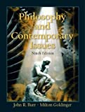 img - for Philosophy and Contemporary Issues by John R. Burr (2003-06-28) book / textbook / text book