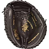 Rawlings Heart of the Hide Pro Mesh 34-inch Yadier Molina Catcher's Mitt, Right-Hand Throw (PROSCM41JB)