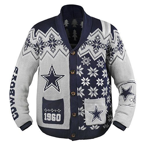 Dallas Cowboys Ugly Christmas Sweaters