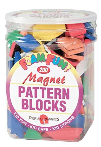 Dowling Miner Magnetics Pattern Block Set