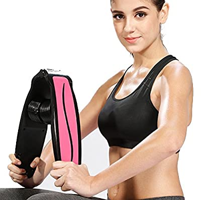 Otheya Power Twister Arm Upper Body Strengthening Chest Exercise Toner Equipment for Women's Fitness