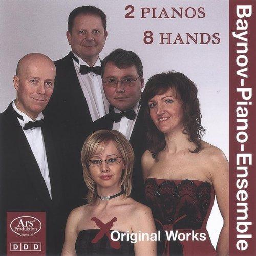 (Smetana Grainger Works for 2 Pianos 8 Hands)