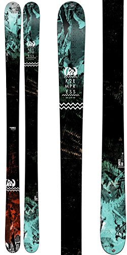 2015 K2 Women's Empress Skis