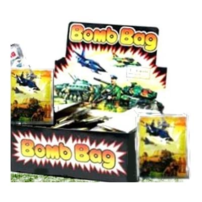 Bomb Bags - Exploding Bag - (1 GROSS) 144 Pieces: Toys & Games