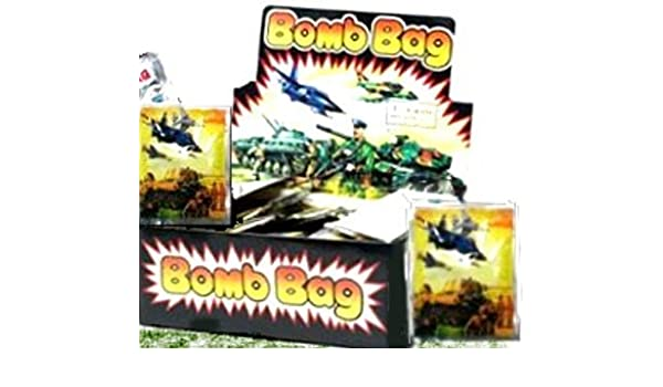Bomb Bags - Exploding Bag - (1 GROSS) 144 Pieces by Novelty: Amazon.es: Juguetes y juegos