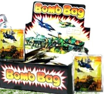 (Bomb Bags - Exploding Bag - (1 GROSS) 144 Pieces)