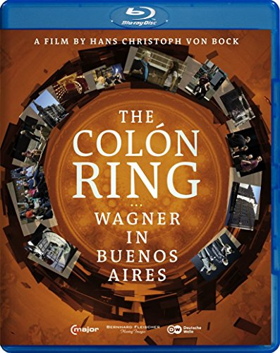 Teatro Col n Orchestra - Colon Ring: Wagner in Buenos Aires (Blu-ray)