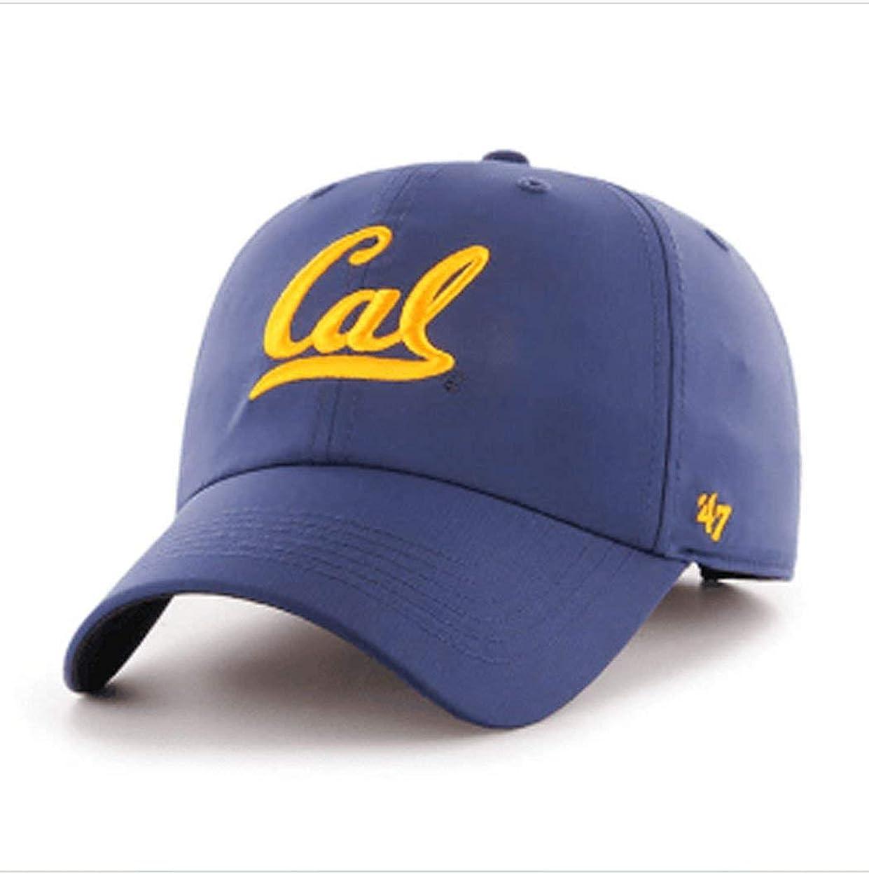 Navy Berkeley Cal Hat Performance Velcro 47 U.C