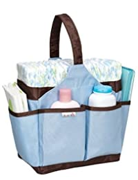 Munchkin Portable Diaper Caddy Blue BOBEBE Online Baby Store From New York to Miami and Los Angeles