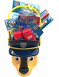 Paw Patrol Chase Children's Easter Gift Basket Filled With One Of Kind Goodies BOBEBE Online Baby Store From New York to Miami and Los Angeles