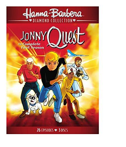 Jonny Quest: The Complete First Season (Best Jonny Quest Episodes)
