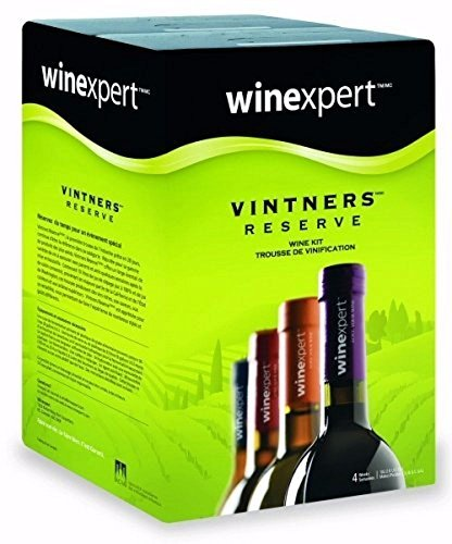 Home Brew Ohio Vintners Reserve Sangiovese Wine Ingredient Kit ()