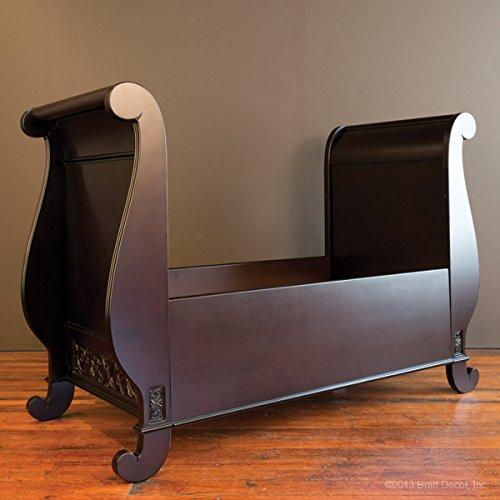 Bratt Decor chelsea toddler bed conv. kit espresso