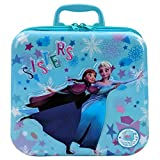 Disney Frozen Princess Anna Elsa Fashion Trend Carry Case Girls Makeup Beauty Set