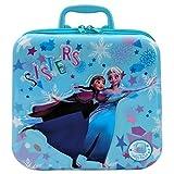 Disney Frozen Princess Anna Elsa Fashion Trend Carry Case Girls Makeup Beauty Set