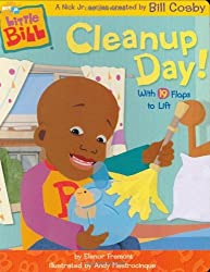 Little Bill: Cleanup Day! (Board Book) by Eleanor Fremont (2002-09-01)