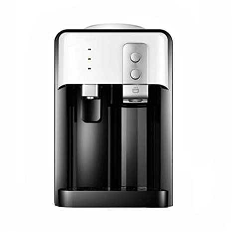 Dispensador de Agua de Escritorio Refrigeración pequeña Hielo Hogar Dormitorio Caliente Vertical Frío y Calor