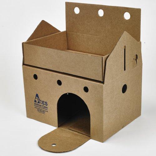 Cheap HumaniacTM Cat Castle Pkt 15