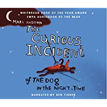 Curious Incident of the Dog in the Night-Time [Audio CD]