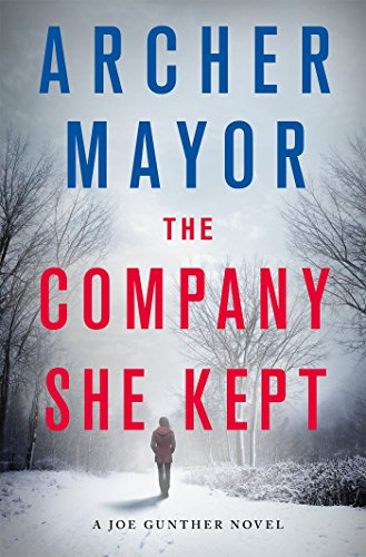 Image of The Company She Kept: A Joe Gunther Novel (Joe Gunther Series)