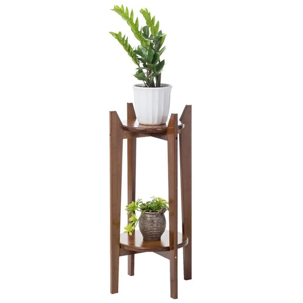植物の陳列台、鉢植えの棚、中庭のコーナーの屋内外の装飾的なフレーム B07QGP2DRB