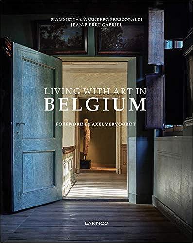 Vivre L'art En Belgique por Collectif epub