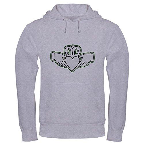 - CafePress Claddagh Design Hooded Sweatshirt - Pullover Hoodie, Classic & Comfortable Hooded Sweatshirt