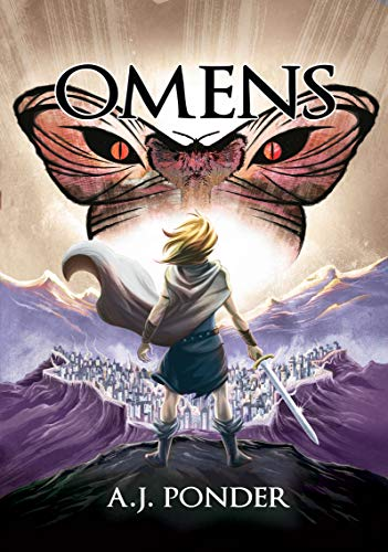 Omens (The Sylvalla Chronicles Book 3)