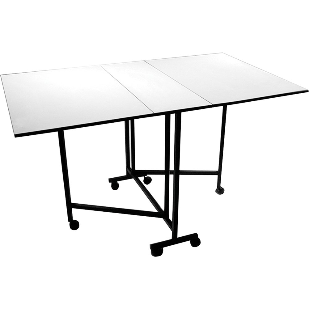 Sullivans Home Hobby Table - A cheap foldable table that can be used for fabric cutting