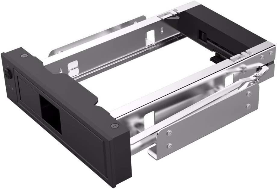 PINCHU 3.5 inch SATA HDD Frame Mobile Rack Internal HDD Case CD-ROM Space Tool Free Design Support MAX 6 TB 1106SS