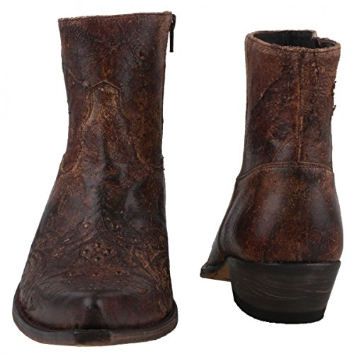 Sendra bottines 11836 marron