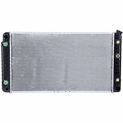 Klimoto Brand New Radiator fits Cadillac Commercial Chassis Fleetwood 1993 5.7 V8 KLI1483
