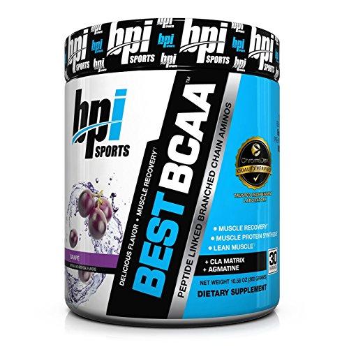 BPI Best BCAA - Grape - 30 Servings