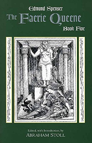 The Faerie Queene, Book 5 (Bk. 5) by Hackett Publishing Company, Inc.