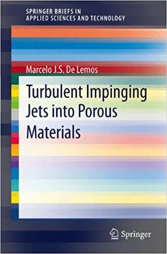 Turbulent Impinging Jets into Porous Materials: 0 (SpringerBriefs in Applied Sciences and Technology)