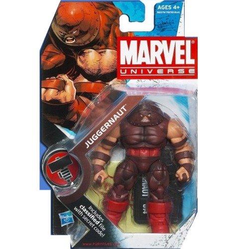 Marvel Universe 3 3/4 Inch Series 8 Action Figure #14 Juggernaut (Best Marvel Universe Figures)