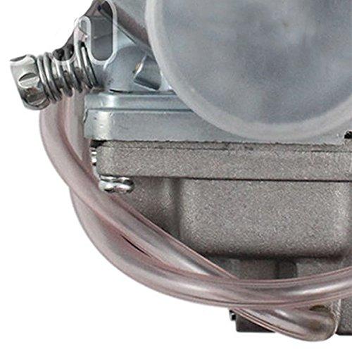 TOOGOO 2 x Carburadores para Yamaha Banshee YFZ350: Amazon.es: Coche y moto
