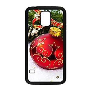 The Christmas Lightball Hight Quality Plastic Case for Samsung Galaxy S5