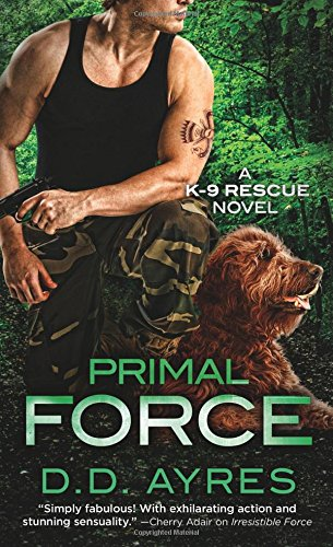 book cover of Primal Force