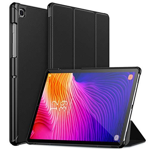 INFILAND Samsung Galaxy Tab S5e Case Compatible with Samsung Galaxy Tab S5e 10.5 inch Model SM-T720/T725 2019 Release (Auto Wake/Sleep), Black