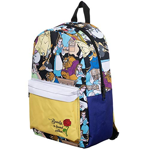 Beauty & the Beast Sublimated Backpack
