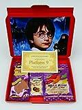 Harry Potter Gift Box Chocolate Frog Bertie Bott's Beans Jelly Slugs Sweets Child's Birthday Present Hogwarts Christmas Gift