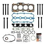 #8: New TS2631800HB MLS Head Gasket Set & Head Bolt Kit For 4-Cylinder DOHC TURBOCHARGED 2.0L 2005-09 Audi A3 A4 TT Quattro Volkswagen EOS Gti Jetta Passat