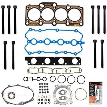 Victor GS33502 Engine Cylinder Head Bolt Set  Audi Volkswagen 2.0L DOHC Turbo