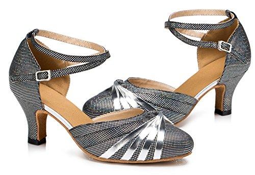 Too strap X Danse Black Femme 6cm Mini Chaussures de Heel Noir w7nqgHBTd