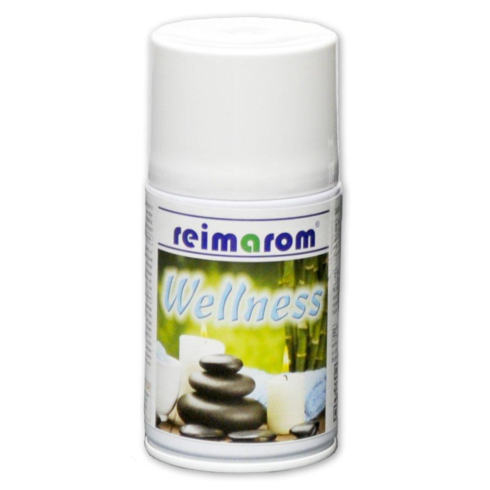 Raumduft Wellness 250 ml - Lufterfrischer aus reinen natü rlichen ä therischen Ö len fü r Duftspender REIMA AirConcept GmbH