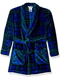 Komar Kids Boys Big Boys Printed Fleece Robe