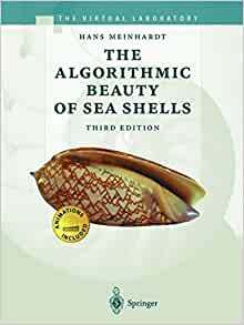 Amazon Com The Algorithmic Beauty Of Sea Shells