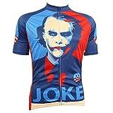Thriller Rider Mens Joker Cycling Short Sleeve Jersey Medium